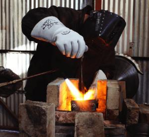 Cylinder head repairs welding repairs
