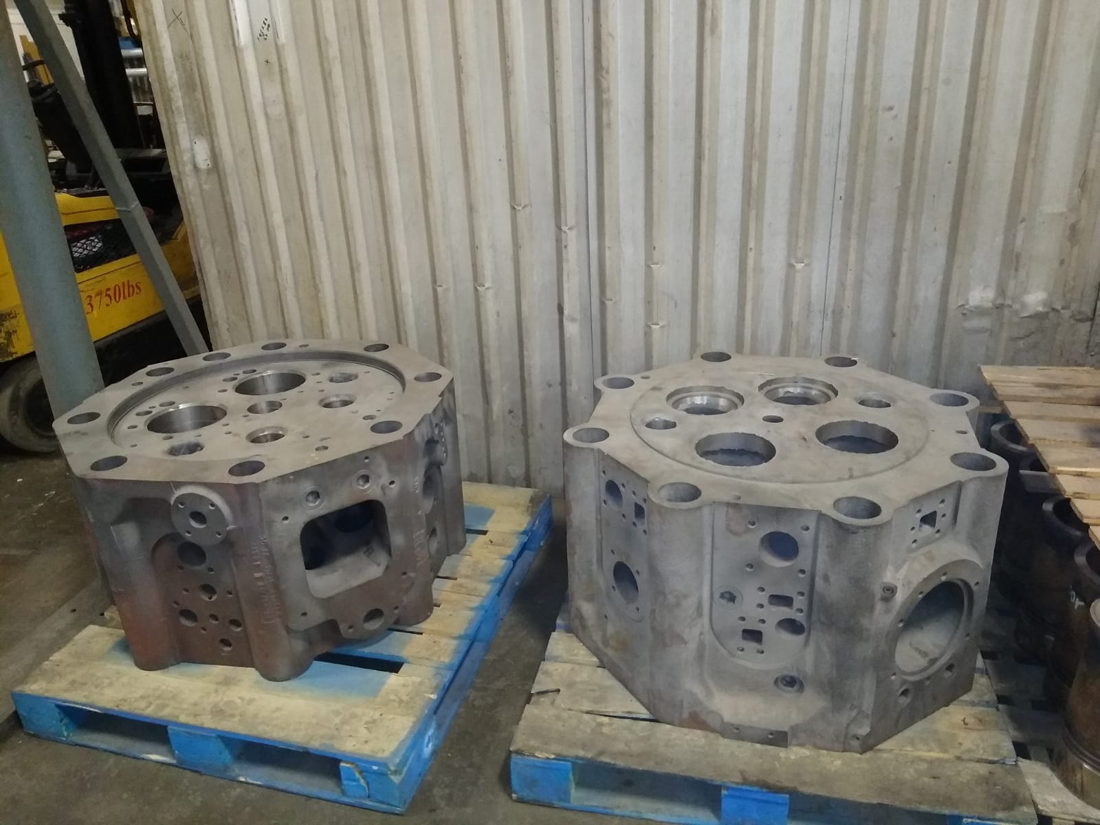 Cast Iron Welding Services grow Business Mexico Branch Cylinder Head Repairs