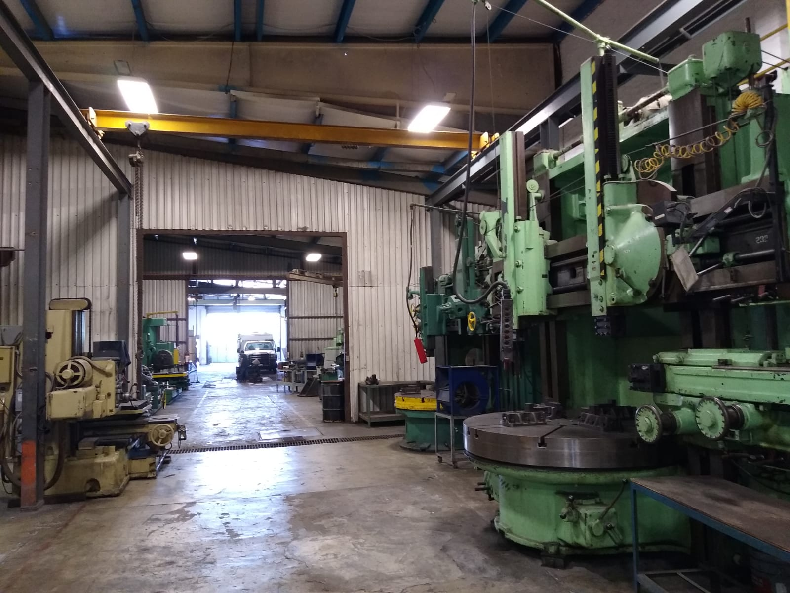 Cast Iron Welding Services grow Business Mexico Branch Entrance to the Workshop