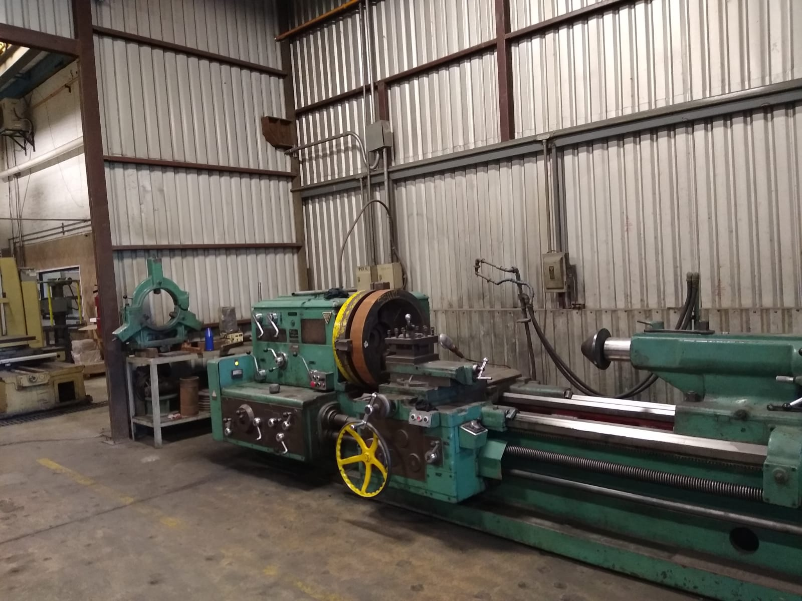 Cast Iron Welding Services grow Business Mexico Branch Equipment Examples