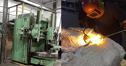 Cast Iron Welding Services grow Business in Mexico and the UK